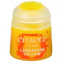 Краска Glaze: Lamenters Yellow