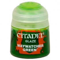 Краска Glaze: Waywatcher Green