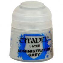 Краска Layer: Administratum Grey