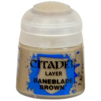 Краска Layer: Baneblade Brown