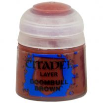 Краска Layer: Doombull Brown