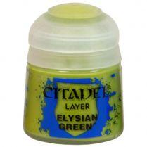 Краска Layer: Elysian Green