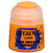 Краска Layer: Fire Dragon Bright