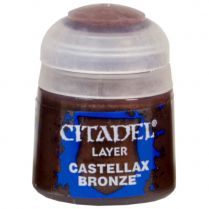 Краска Layer: Castellax Bronze