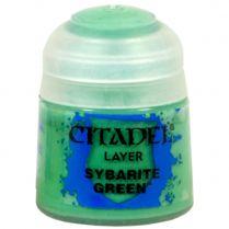 Краска Layer: Sybarite Green