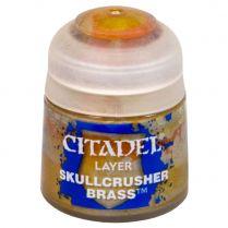 Краска Layer: Skullcrusher Brass