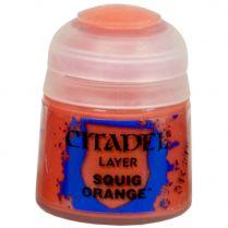 Краска Layer: Squig Orange