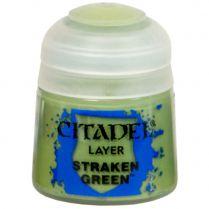 Краска Layer: Straken Green