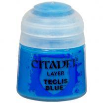 Краска Layer: Teclis Blue