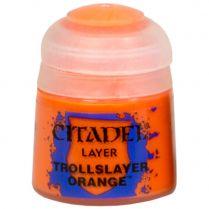 Краска Layer: Troll Slayer Orange