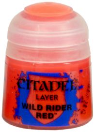 Краска Layer: Wild Rider Red
