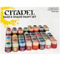 Набор красок: Citadel Base and Shade Paint Set (2018)