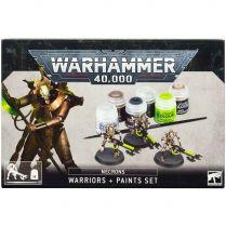 Necron Warriors and Paint Set
