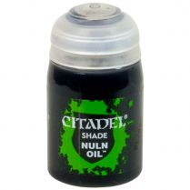 Краска Shade: Nuln Oil (24 ml)