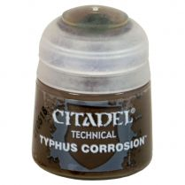 Краска Technical: Typhus Corrosion