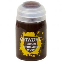 Краска Texture: Stirland Mud (24 ml)
