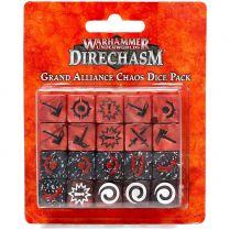 Warhammer Underworlds: Grand Alliance Chaos Dice Pack