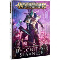 Battletome: Hedonites Of Slaanesh (Hardback)