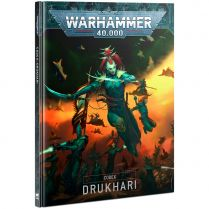 Codex: Drukhari (Hardback)