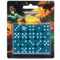 Warhammer 40000: Drukhari Dice Set