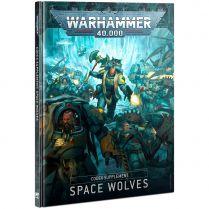 Codex: Space Wolves (Hardback)