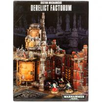 Sector Mechanicus: Derelict Factorum