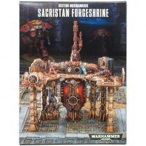 Sector Mechanicus: Sacristan Forgeshrine