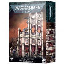 Battlezone: Manufactorum. Sanctum Administratus