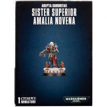 Adepta Sororitas Sister Superior Amalia Novena