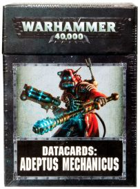 Datacards: Adeptus Mechanicus (english)