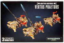 Adeptus Custodes Vertus Praetors