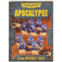 Apocalypse Movement Trays 32 mm