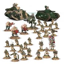 Battleforce: Astra Militarum Battle Group