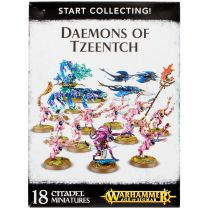 Start Collecting! Daemons of Tzeenth