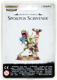 Daemons of Nurgle: Spoilpox Scrivener