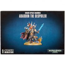 Chaos Space Marines Abaddon the Despoiler