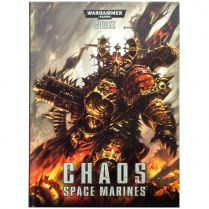 Codex: Chaos Space Marines 7th edition (Softback)