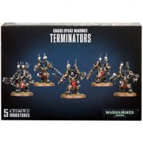 Chaos Space Marine Terminators 2019
