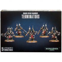 Chaos Space Marine Terminators 2019