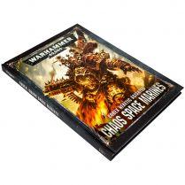 Codex: Chaos Space Marines 8th edition (Hardback) на английском языке