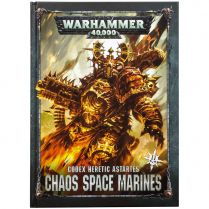 Codex: Chaos Space Marines 2019 8th edition (Hardback) на английском языке