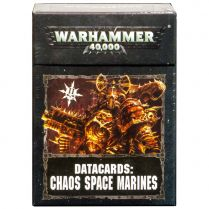 Datacards: Chaos Space Marines 8th Edition