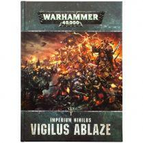 Imperium Nihilus: Vigilus Ablaze (Hardback)