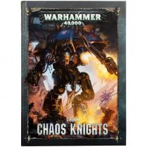 Codex: Chaos Knights 8th edition (Hardback)