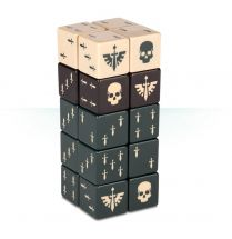 Dark Angels Dice Set