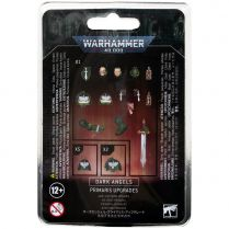 Dark Angels: Primaris Upgrades