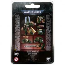 Dark Angels: Upgrades