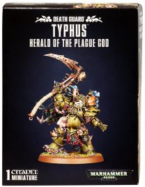 Death Guard Typhus