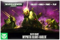 Easy to build: Death Guard Myphitic Blight-Hauler