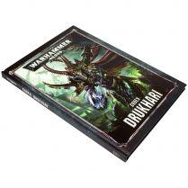 Codex: Drukhari 8th edition (Hardback)
